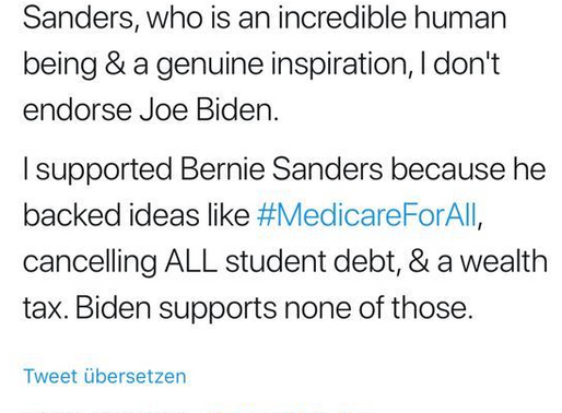 Bernie, Biden, and the Game of Thrones