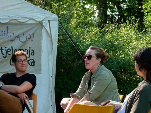 Photo Gallery - Berlin LINKE Internationals Summer Camp 2020