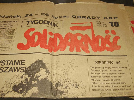 Lessons of the Polish Solidarity movement