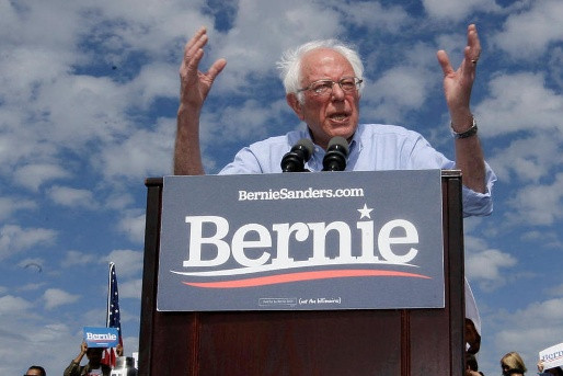 Bernie Sanders, social democracy and the state