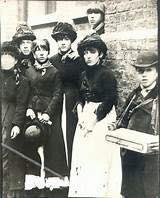 Sarah Chapman and Vera Ivanovna Zasulich