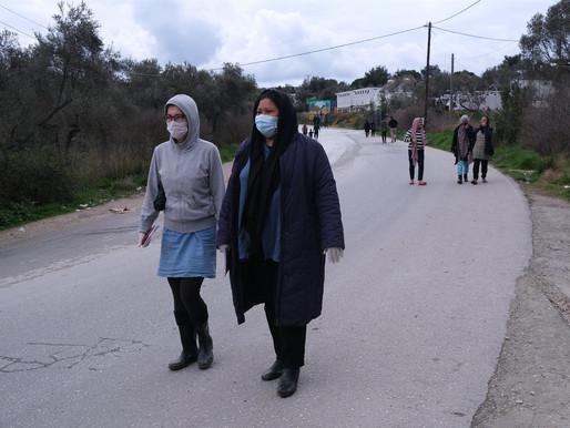 Coronavirus: EU treatment of migrants turns deadly