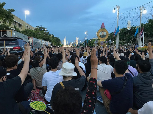 Thailand's Protest for Democracy: What's (not) happening!
