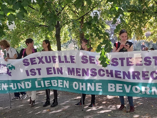 Photo Gallery - 21 September 2019: Demonstrating for a woman's right to choose