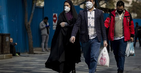 Emerging pandemic-related triple crisis raises fears of protests in Iran