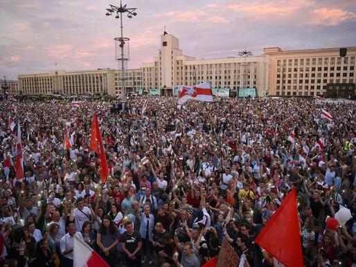 Belarusian Left speaks out
