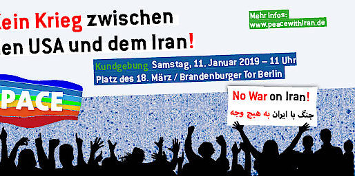 Berlin against the war