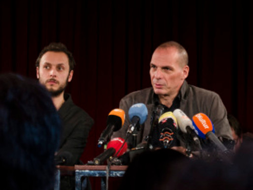 Yannis Varoufakis launches his Democracy in Europe Movement in Berlin tonight