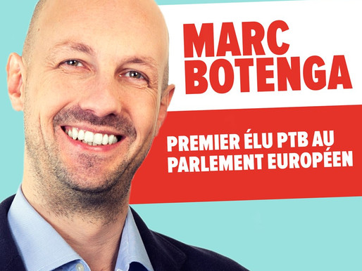 Belgium - The PTB obtains excellent results in federal, regional and European elections