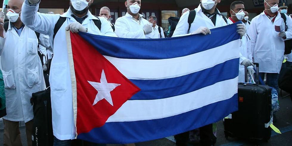 Coronavirus and internationalism: Solidarity á la Cuba