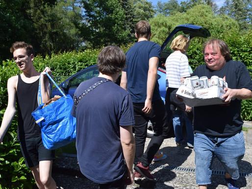 Photo Gallery: Summer Camp in Hermsdorf, 8-9 June 2019