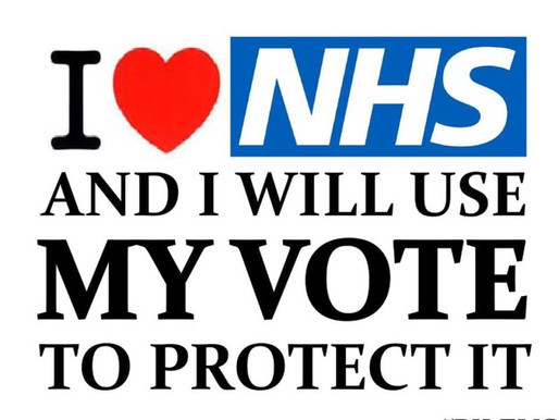 Tories in Advanced Talks to Sellout the NHS