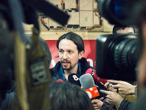 Alliance with Fascists in Madrid