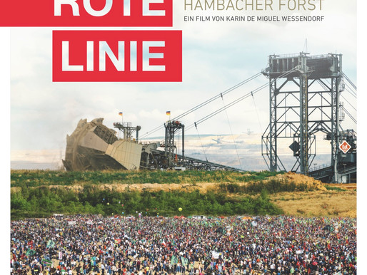 Film Review - The Red Line – Resistance in the Hambacher Forest