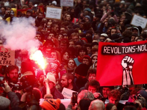 Victory to the French strikers – update from Paris