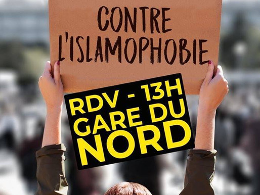 At last a large-scale fightback against islamophobia in France?