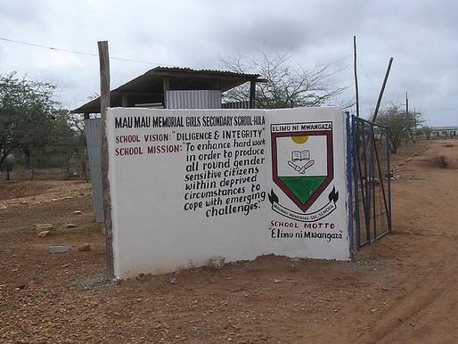 Wambui Otieno and Pritilata Waddedar