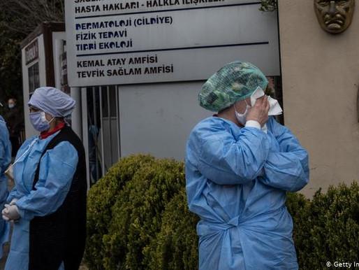 Coronavirus: A timeline of Turkey's missteps
