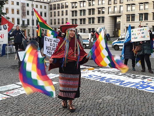 The Bolivian Left in Berlin