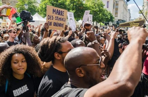 France: the Pandemic and Black Lives Matter