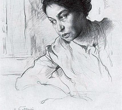 Angelica Balabanoff and Helen Keller