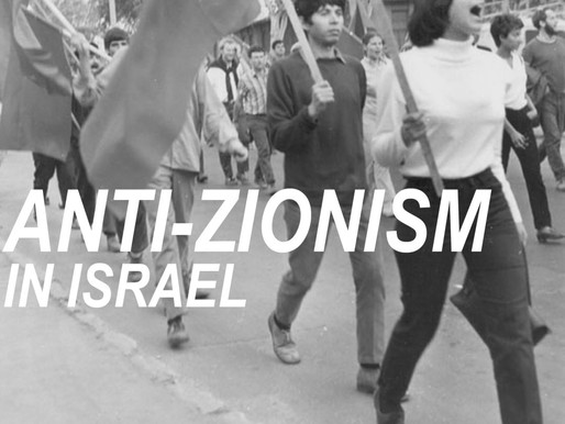 Podcast review: Israeli anti-Zionists tell their own history
