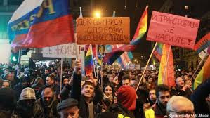 Serbia: Mass protests and the radical left