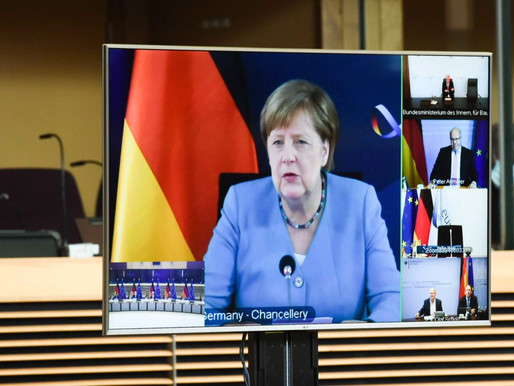 Nine Burning Issues Merkel must tackle during EU Corona Presidency