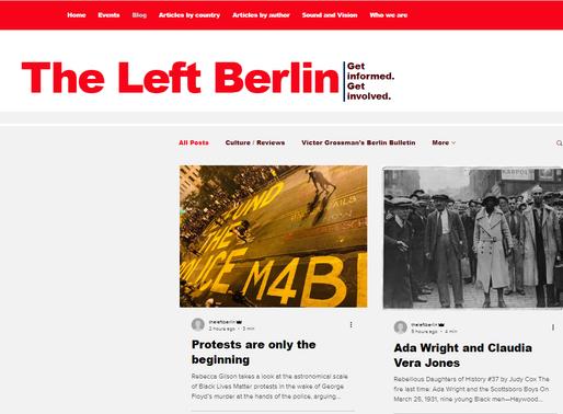 theleftberlin.com – to Infinity and Beyond