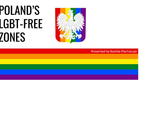 Presentation: Challenging LGBT Zones in Poland