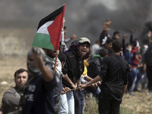 Palestine: a defiant cry for liberation