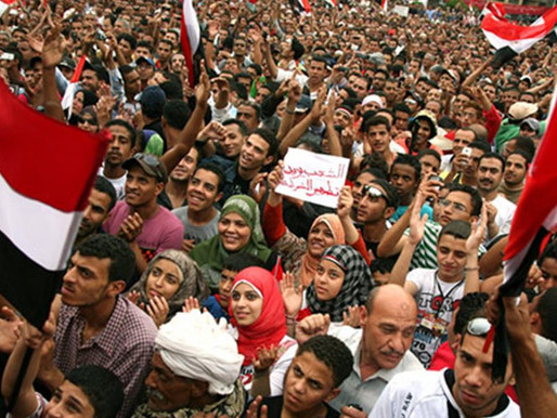 The Egyptian revolution: Nine years later