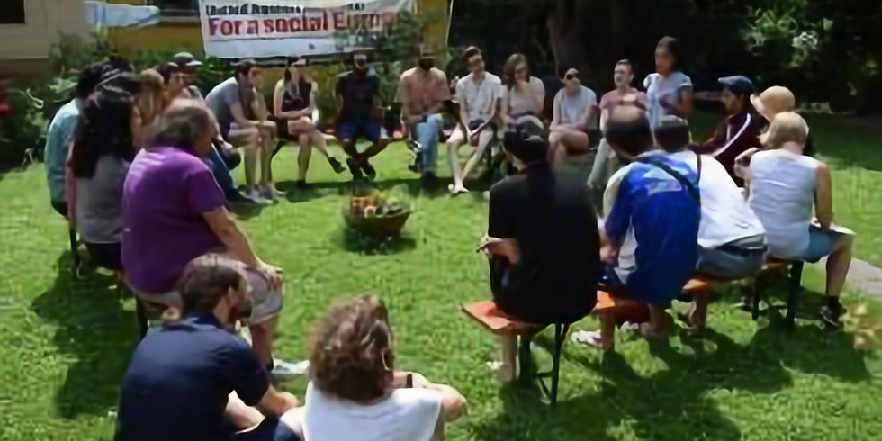 Summer Camp: Forms of Resistance in Dark Times