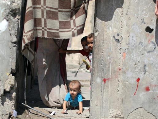 I fear for Gaza's children