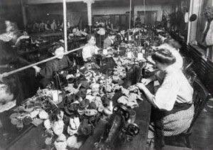 The Chocolate Women's Strike and The Atlanta Laundresses Strike