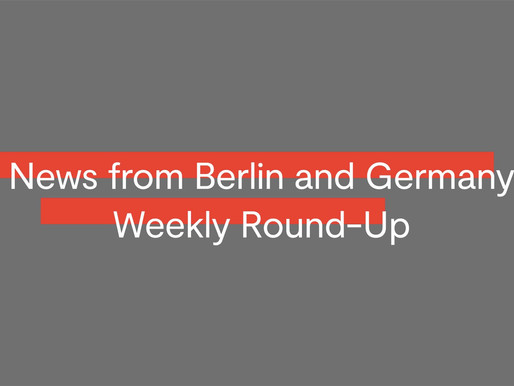 News from Berlin and Germany: 26 February 2021