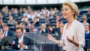 Remain and fudge? The EPLP's vote for von der Leyen has let us all down