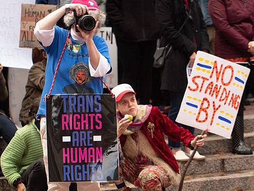 Stop the Tory attacks on trans rights