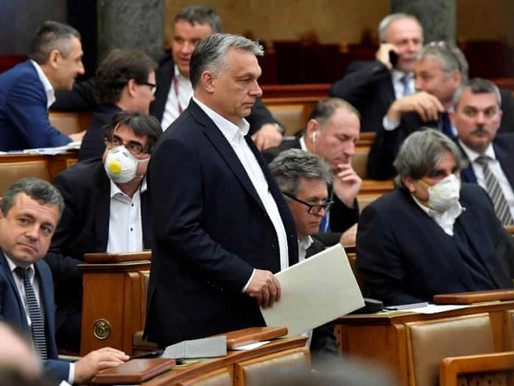 Politics of the COVID-19 crisis in Hungary
