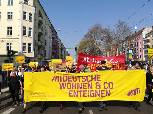 The referendum for expropriation in Berlin