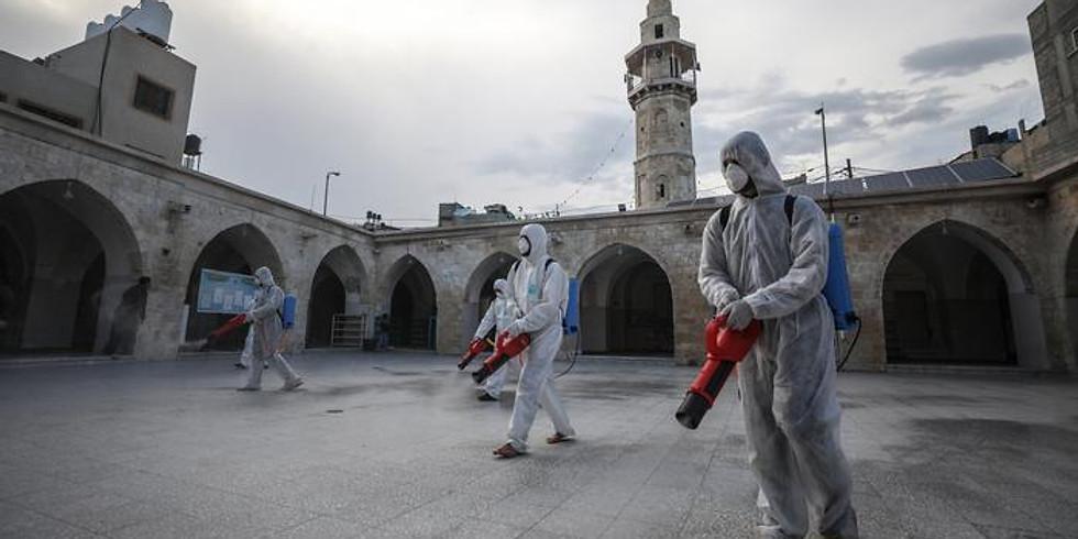 The Coronavirus in Gaza, Spain and New York