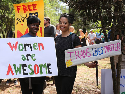 No, Trans Rights do not contribute to Women's Oppression