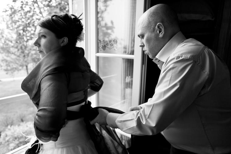 Photos_de_Mariages, les preparatifs les maries
