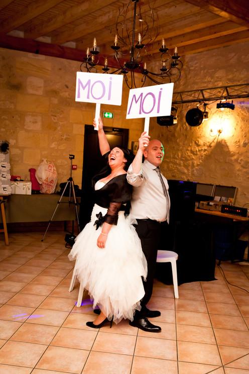 Photos_de_Mariages,_la soiree, jeux des mariee, animation