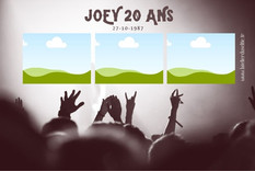 Joey X 10 x15