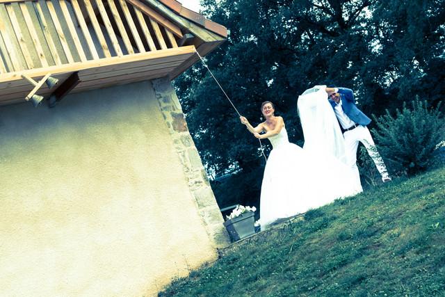 photos de Mariages, Photo de couple, sonnage de cloche
