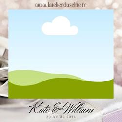 kate et william 10x10 THEME MARIAGE CHIC