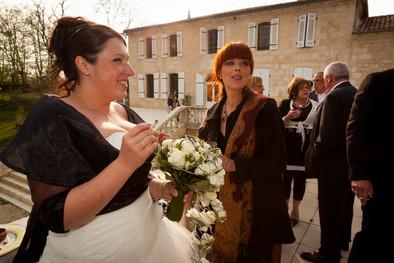 Photos de Mariages, Photos du vin d'honneur