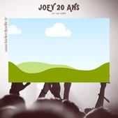 Joey 10 x 10