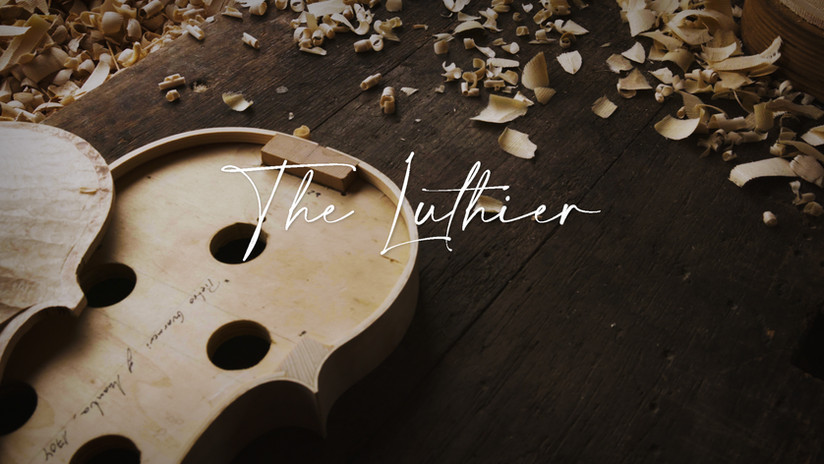 The Luthier artisans